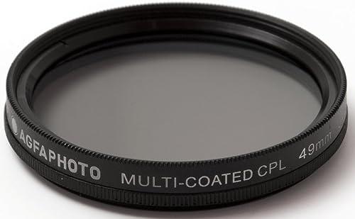 AGFA 49mm Multi-Coated Circular Polarizing (CPL) Filter