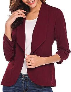 736df5ae6 Amazon.fr : veste tailleur femme cintree