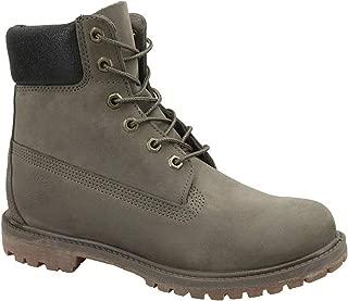 Timberland Womens 6 Premium Nubuck Boots