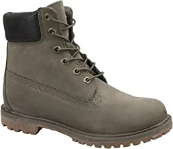 Timberland 6 In Premium Boot W A1hzm, Botines para Mujer
