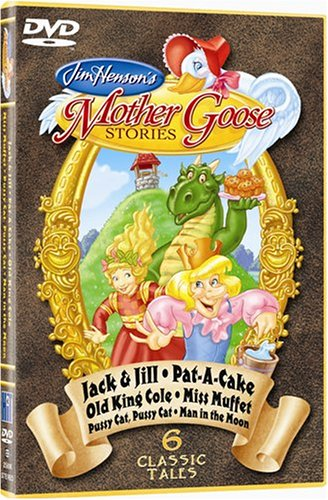 Price comparison product image Jim Henson's Mother Goose Stories,  Jack & Jill / Pat-a-Cake / Old King Cole / Miss Muffet / Wee Willie Winkie / Songe of Sixpence / Pussy Cat & Man in the Moon