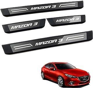 Generic Mazda 3 BM BN bj.2013-2018 Einstiegsleisten Schwellerleisten 4tlg Edelstahl