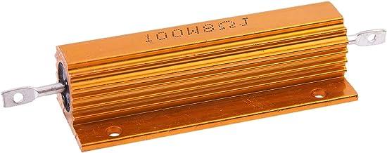 OVBBESS Gouden Aluminium Beklede Vermogen Weerstand 100W, 8 Ohm 8R