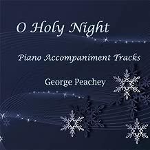 O Holy Night Piano Accompaniment Tracks