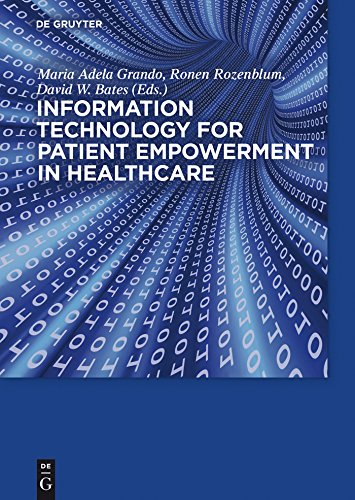 Information Technology for Patient Empowerment in Healthcare (English Edition)