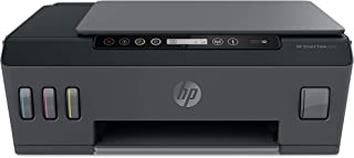 HP Smart Tank 515 Printer & HP 1TJ09A Smart Tank 515 Wireless, Print, Scan, Copy, All In One Printer - Black
