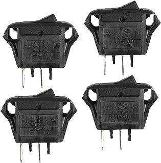 Homelite HG1800 Generator (4 Pack) Replacement Rocker Switch # 760504002-4pk