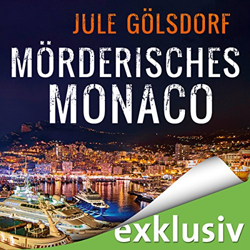 Mörderisches Monaco audiobook cover art