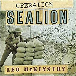 Operation Sealion cover art