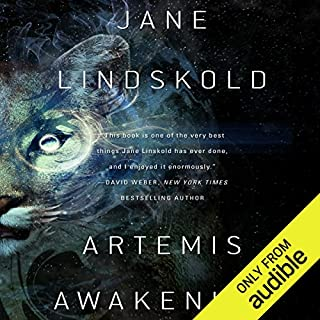 Artemis Awakening: Artemis, Book 1 audiobook cover art
