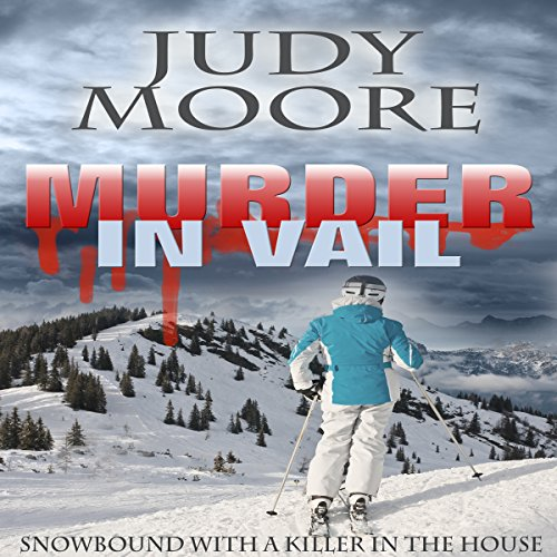 Murder in Vail audiobook cover art
