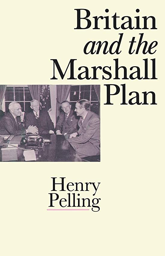 の革新尊厳Britain and the Marshall Plan