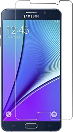 KEVAY Tempered Glass Screen Protector for Samsung Galaxy Note 5 with Installation Kit