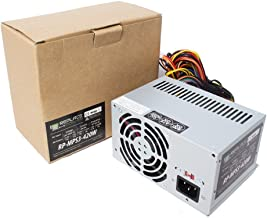 250W 250 Watt ATX Power Supply Replacement for Dell Dimension B110, 1100, 2200, 2300, 2350, 2400, 2450, 3000, 4300, 4400