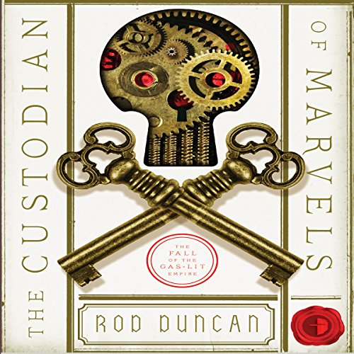 The Custodian of Marvels audiobook cover art