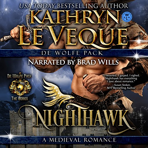 Nighthawk: Sons of de Wolfe audiobook cover art
