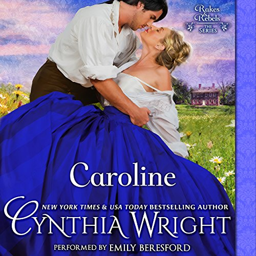 CAROLINE Audiobook By Cynthia Wright cover art