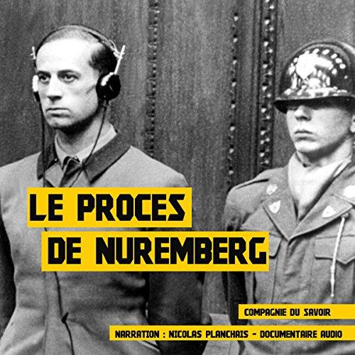 Couverture de Le procès de Nuremberg