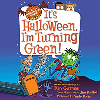 It's Halloween, I'm Turning Green! audiobook cover art
