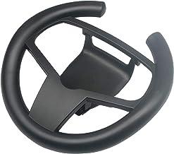 Controle remoto para volante de corrida para jogos e gamepads PS5, flexível para girar