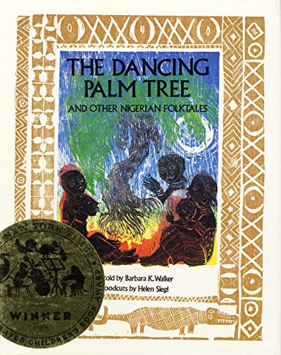 The Dancing Palm Tree: And Other Nigerian Folktales