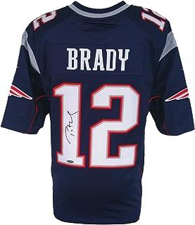8663bd9689e0b Amazon.com: Tom Brady - Autographed / Sports: Collectibles & Fine Art