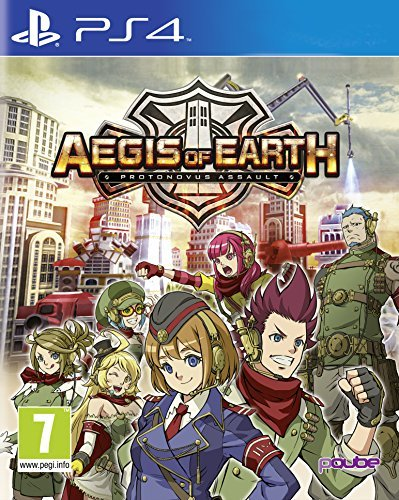 Aegis of Earth: Protonovus Assault (PS4) by pqube