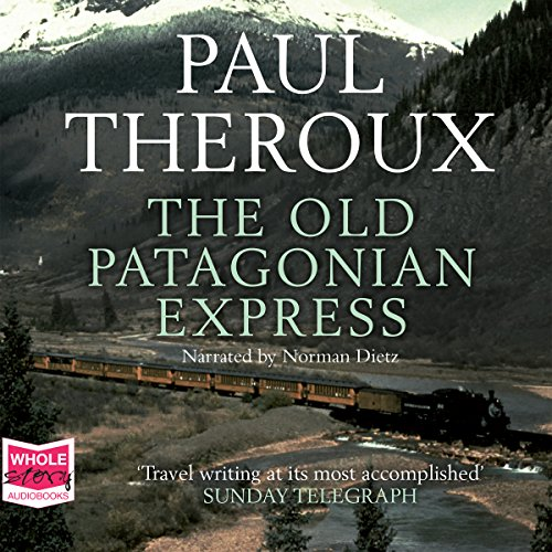 『The Old Patagonian Express』のカバーアート