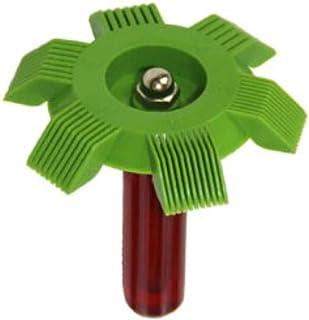 QWEQWE Dryer Vent Cleaner kit Condenser Fin Straightener AC Fin Comb Air Conditioner Condenser Fin Cleaning Brush Refriger...