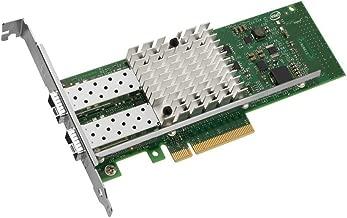 Intel Ethernet Converged Network Adapter X520-DA2 - Network adapter - PCI Express 2.0 x8 low profile (Renewed)