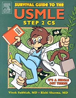 Survival Guide to the USMLE Step 2-CS
