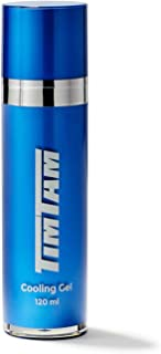 TimTam Cooling Therapy Gel, Cooling Gel, Muscle Recovery, Physical Therapy Gel, Moisturizer, Used with Recovery Tools, Cool and Soothing on Skin, 120 ml
