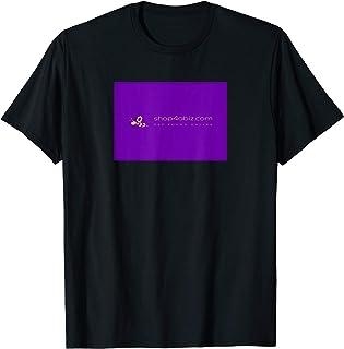 Shop4aBiz.com website logo for promo apparel T-Shirt