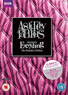 Absolutely Fabulous - Absolutely Everything: The Definitive Edition