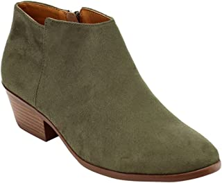 Best booties olive green Reviews