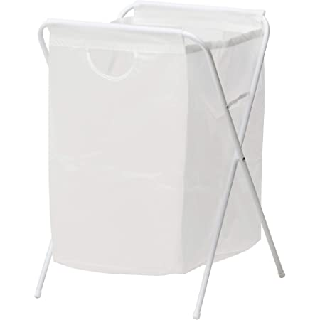 Ikea Laundry Bag with Stand (18 Gallons, White)