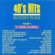 40's Hits/Pop, Vol. 01