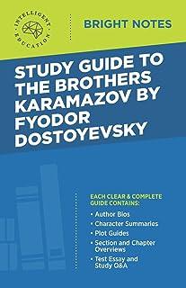 Study Guide to The Brothers Karamazov by Fyodor Dostoyevsky