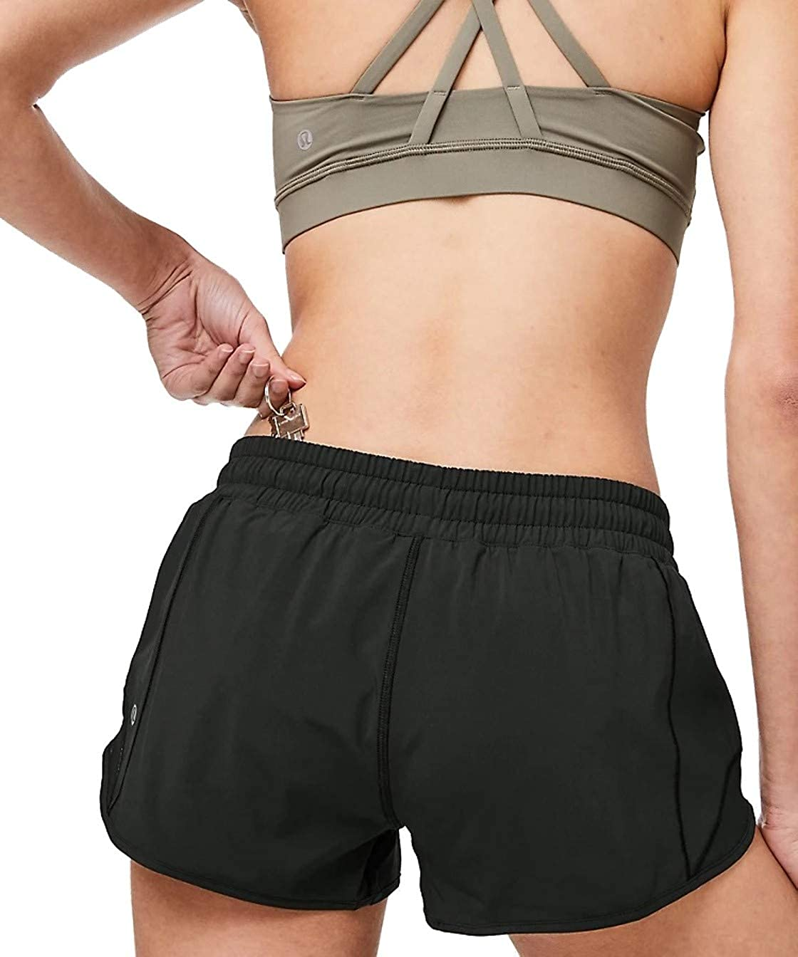 Limited time cheap sale LULULEMON Hotty Large discharge sale Hot Short 2.5