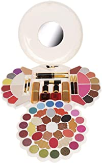 Just Gold Makeup Set, Multicolor, [9287]