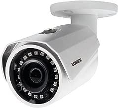 Lorex LBV4711B 4MP SuperHD Weatherproof 150FT Night-Vision MPX IR Bullet Security Camera