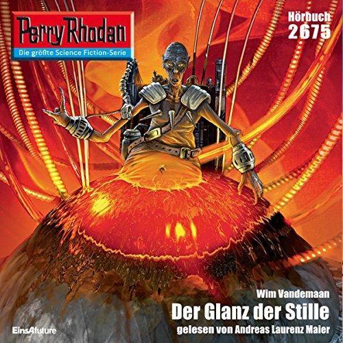 Der Glanz der Stille (Perry Rhodan 2675) Titelbild