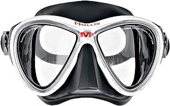 Hollis M3 Diving Mask, White