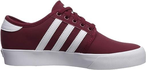 Collegiate Burgundy/Footwear White/Footwear White