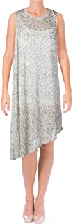 Elizabeth and James Womens Vinnie Modal Printed Tank Dress