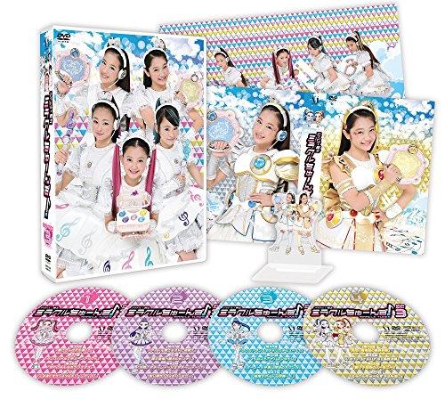 アイドル×戦士ミラクルちゅーんず! DVD BOX vol.3