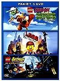 Lego Collcetion: Scooby-Doo / Batman / Adventure [3DVD] (IMPORT) (No hay versión española)