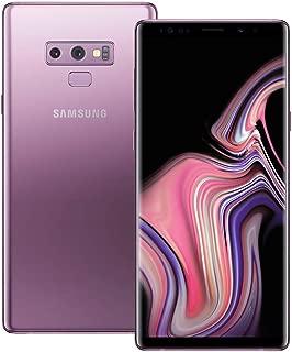 Samsung Galaxy Note 9 N960U 128GB T-Mobile GSM Unlocked - Lavender Purple (Renewed)