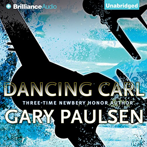 Dancing Carl audiobook cover art