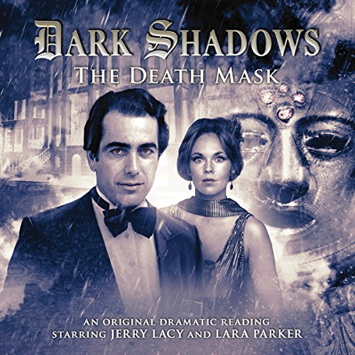 Dark Shadows - The Death Mask audiobook cover art